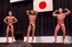 【2017埼玉 60kg級 表彰】(4)吹澤操(49才)、(2)黒岩英一(32才)、(1)北島康平(24才)