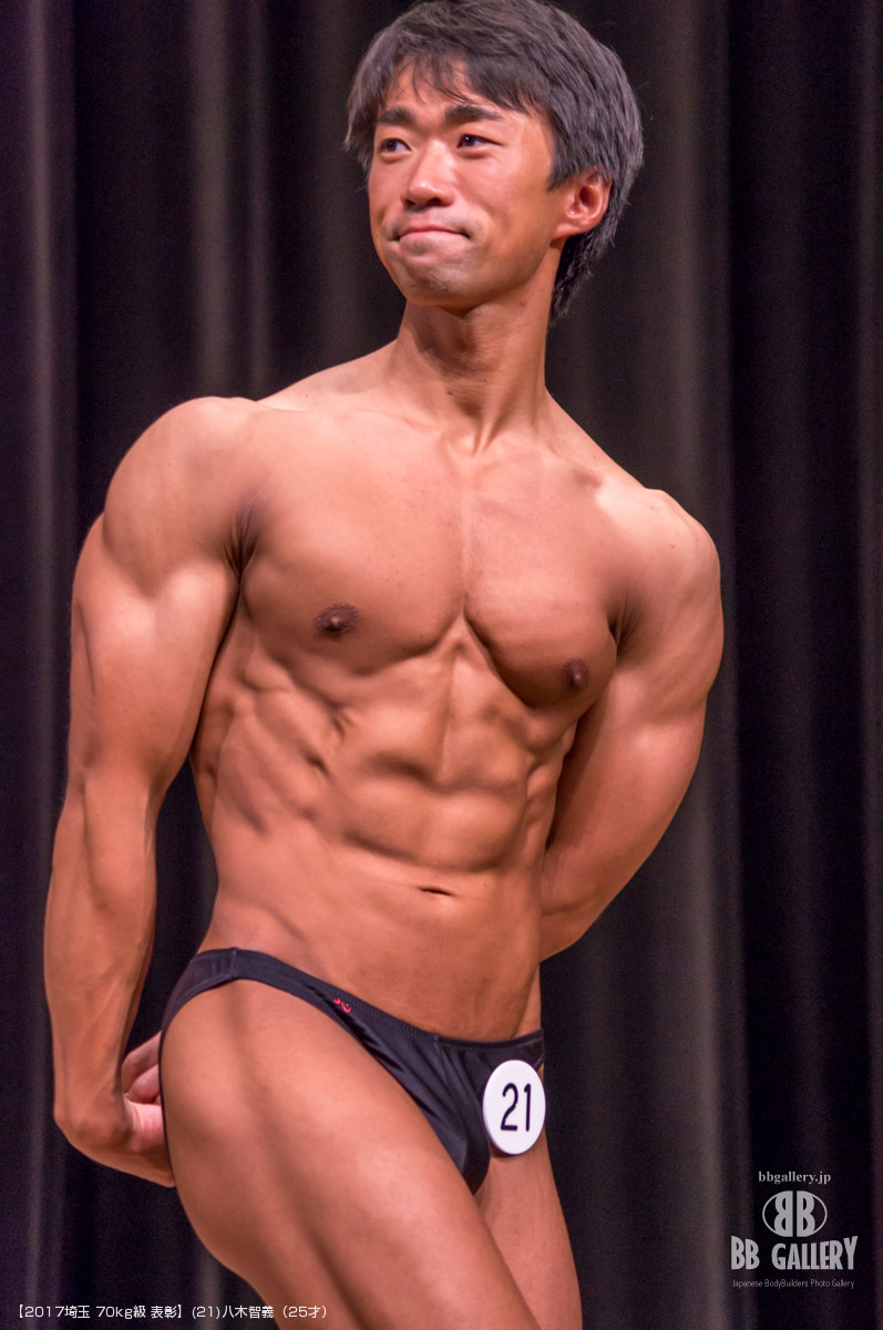 【2017埼玉 70kg級 表彰】(21)八木智義(25才)