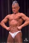 【2017埼玉 75kg超級 FP】(40)福田雄一郎(57才/173cm/76kg/ボ歴:23年/ゴールドジムさいたまスーパーアリーナ)