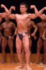 【2016関東クラス別 65kg級】(43)白葉義隆(35才/168cm/65kg/ボ歴:15年/東京)