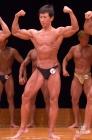 【2016関東クラス別 70kg級】(77)加藤陽一(46才/173cm/69kg/ボ歴:2年/埼玉)