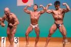 【2016関東クラス別 75kg級表彰】(88)サベリモーセン(48才)、(90)手塚修(47才)、(86)筒井啓太(29才)