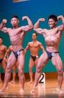 【2016関東クラス別 75kg級表彰】(100)小野田巧(30才)、(86)筒井啓太(29才)