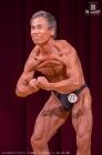 【2016日本マスターズ70才 FP】(77)山崎義夫(72才/164cm/61kg/ボ歴:44年/愛知)