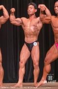 【2018関東 男子】(115)田辺晃(46才/163cm/65kg/ボ歴:21年/東京:トレーニングセンターサンプレイ)