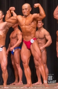 【2018関東 男子】(133)久保田武(46才/168cm/75kg/ボ歴:22年/埼玉:ウインスポーツクラブ)