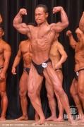 【2018関東 男子】(153)田沢春男(46才/174cm/74kg/ボ歴:25年/東京:トレーニングセンターサンプレイ)