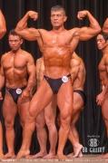【2018関東 男子】(163)木下慎二郎(48才/182cm/87kg/ボ歴:24年/埼玉:ゴールドジムさいたまスーパーアリーナ)