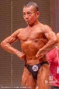 【2018日本マスターズ 70才 表彰】(26)中野博之(71才)