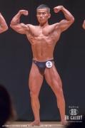 【2018東京オープン 60kg】(2)岡田翔(21才/160cm/60kg/ボ歴:2年)