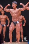 【2018東京オープン 60kg】(3)白幡健佑(25才/161cm/60kg/ボ歴:2年)