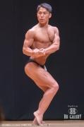 【2018東京オープン 60kg】(7)安藤淳(30才/164cm/59kg/ボ歴:1年)