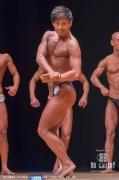 【2018東京オープン 60kg】(10)高橋健勝(29才/166cm/60kg/ボ歴:2年)