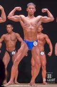 【2018東京オープン 60kg】(12)加藤竜也(29才/167cm/58kg/ボ歴:4年)