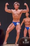 【2018東京オープン 60kg】(13)笠井義広(23才/167cm/60kg/ボ歴:4年)
