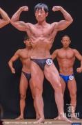 【2018東京オープン 60kg】(14)大塚優(43才/168cm/60kg/ボ歴:19年)