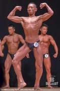 【2018東京オープン 60kg】(18)岸賢一(40才/174cm/60kg/ボ歴:4年)