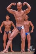 【2018東京オープン 60kg】(19)三田健一(37才/174cm/59kg/ボ歴:5年)