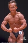 【2018東京オープン 60Kg 決勝FP】(1)牧野仁史(35才/158cm/58kg/ボ歴:7年)