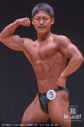 【2018東京オープン 60Kg 決勝FP】(3)白幡健佑(25才/161cm/60kg/ボ歴:2年)