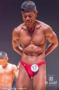 【2018東京オープン 60Kg 表彰】(17)星野正尊(50才)