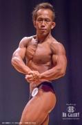 【2018東京オープン 60Kg 表彰】(1)牧野仁史(35才)