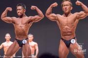 【2018東京オープン 60Kg 表彰】(6)濱田直人(27才)、(1)牧野仁史(35才)
