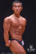 【2018東京オープン 60kg 予選FP】(2)岡田翔(21才)