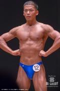 【2018東京オープン 60kg 予選FP】(12)加藤竜也(29才)