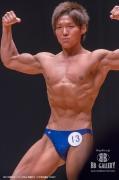 【2018東京オープン 60kg 予選FP】(13)笠井義広(23才)