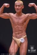 【2018東京オープン 60kg 予選FP】(20)清田晃(49才)