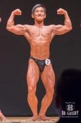 【2018東京オープン 65Kg】(3)西田鈴一郎(28才/163cm/65kg/ボ歴:5年)