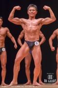 【2018東京オープン 65Kg】(6)大木都志男(39才/167cm/64kg/ボ歴:1年)