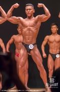 【2018東京オープン 65Kg】(10)大内隆宏(21才/168cm/65kg/ボ歴:1年)