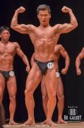 【2018東京オープン 65Kg】(11)浅井利哉(30才/169cm/65kg/ボ歴:1年)