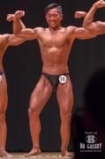 【2018東京オープン 65Kg】(16)髙橋豊友(20才/170cm/64kg/ボ歴:1年)
