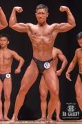 【2018東京オープン 65Kg】(17)松井隆太(21才/170cm/65kg/ボ歴:2年)