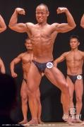【2018東京オープン 65Kg】(18)小田切雄太(34才/171cm/65kg/ボ歴:4年)