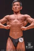 【2018東京オープン 65Kg 決勝FP】(3)西田鈴一郎(28才/163cm/65kg/ボ歴:5年)