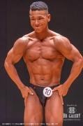 【2018東京オープン 65Kg 決勝FP】(10)大内隆宏(21才/168cm/65kg/ボ歴:1年)
