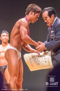 【2018東京オープン 65Kg 表彰】(15)宇田川裕太(24才)