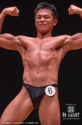 【2018東京オープン 65Kg 予選FP】(6)大木都志男(39才)