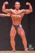 【2018東京オープン 70Kg】(1)花島淳(42才/163cm/70kg/ボ歴:5年)