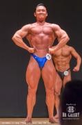 【2018東京オープン 70Kg】(3)金精鍚(40才/164cm/69kg/ボ歴:12年)