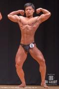 【2018東京オープン 70Kg】(6)松尾隆浩(37才/166cm/68kg/ボ歴:4年)