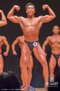 【2018東京オープン 70Kg】(9)相澤大志(24才/170cm/69kg/ボ歴:1年)
