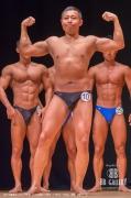 【2018東京オープン 70Kg】(10)小関元(39才/170cm/70kg/ボ歴:2年)