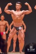 【2018東京オープン 70Kg】(13)井手豊(39才/171cm/70kg/ボ歴:1年)