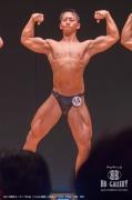 【2018東京オープン 70Kg】(14)小川直哉(23才/171cm/70kg/ボ歴:2年)