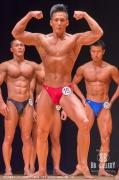 【2018東京オープン 70Kg】(15)幡谷聡(28才/171cm/69kg/ボ歴:1年)